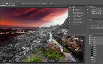 Luminosity Masks – Photoshop Actions