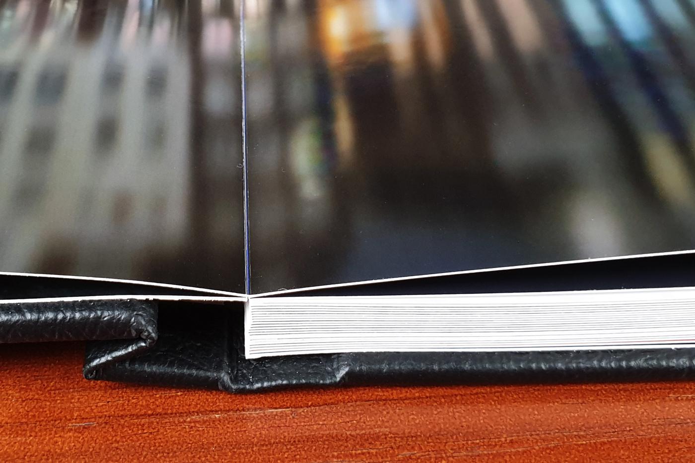 Saal Photobook Material